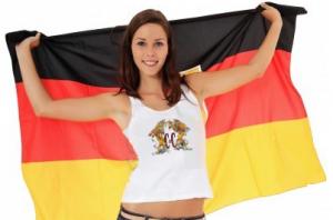 universitaria alemana