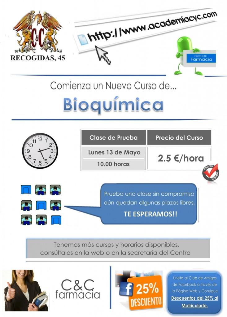 bioquímica de farmacia