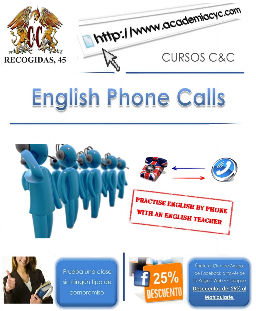english phone call noticia
